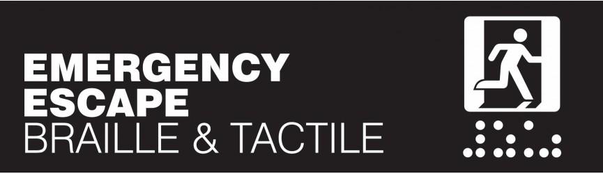 Braille Emergency Escape