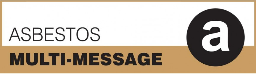Asbestos Multi-Message
