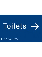 Braille - Toilets --->