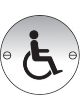 Disabled Toilet Symbol