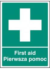 First Aid (English / Polish)