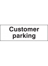 Customer Parking